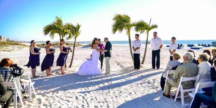 Grand Plaza St Pete Beach Wedding The Best Beaches In World