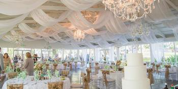 Saxon Manor: Garden Room weddings in Brooksville FL