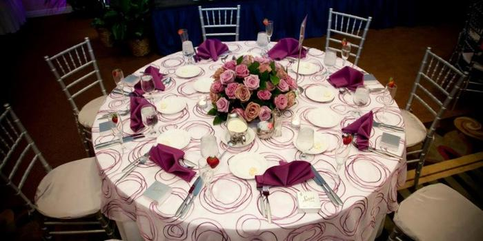 Hilton Garden Inn Pittsburgh/Southpointe Wedding Venue Picture 14 Of 16    Provided By: