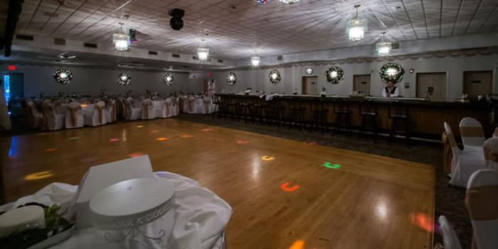 The Champagne Room at Polish American Citizens Association wedding Philadelphia