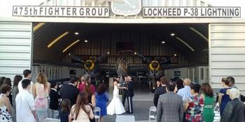 Planes of Fame Event Venue weddings in Chino CA