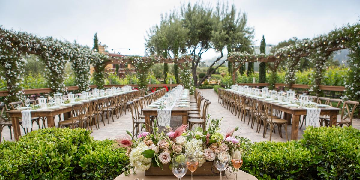 Regale Winery And Vineyards Weddings