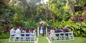Haiku Gardens weddings in Kaneohe HI