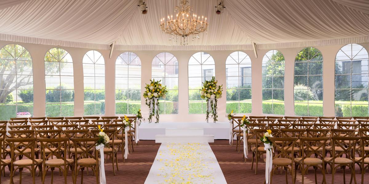 The ritz carlton san francisco weddings for Wedding venues sf bay area