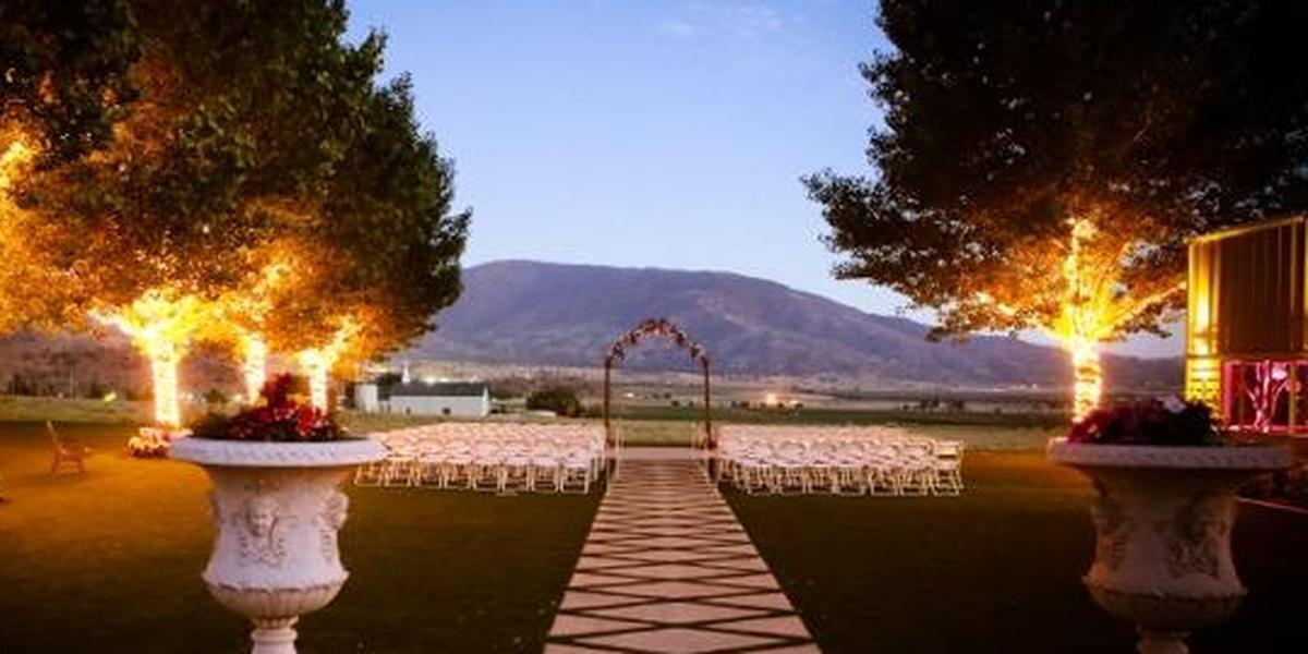 Rose Garden Estate Weddings