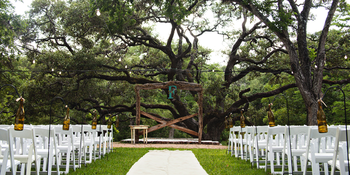 Sisterdale Dancehall & Opera House weddings in Boerne TX