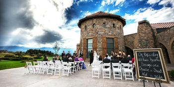 the club at flying horse weddings in colorado springs co