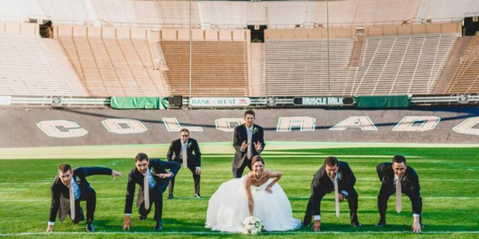 Folsom Field Events wedding venue picture 1 of 16 - Photo by: Joshua McDonald Photography