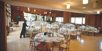 Kimball Hall at St. Stephen's Episcopal Church weddings in Belvedere CA