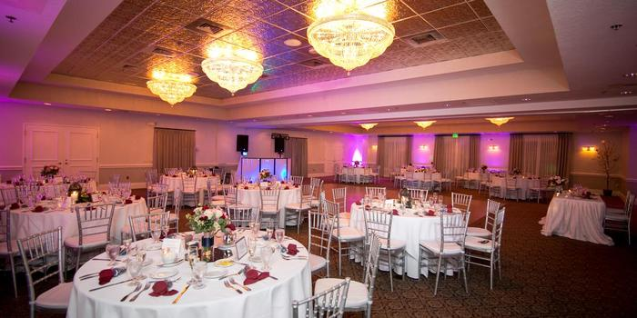 Heathrow Country Club wedding Orlando