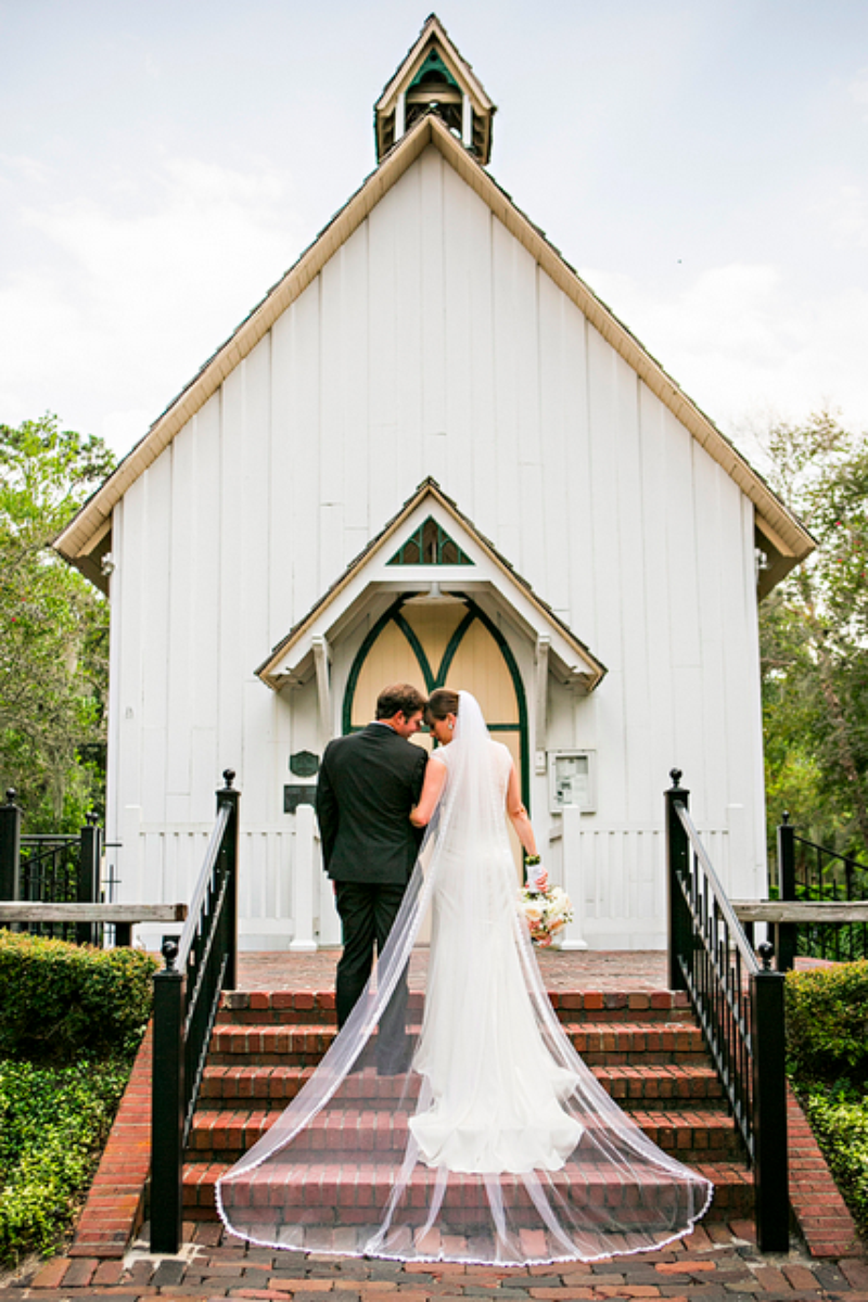 San Marco Preservation Hall wedding venue picture 9 of 16 - Photo by: Corinna Hoffman Photography