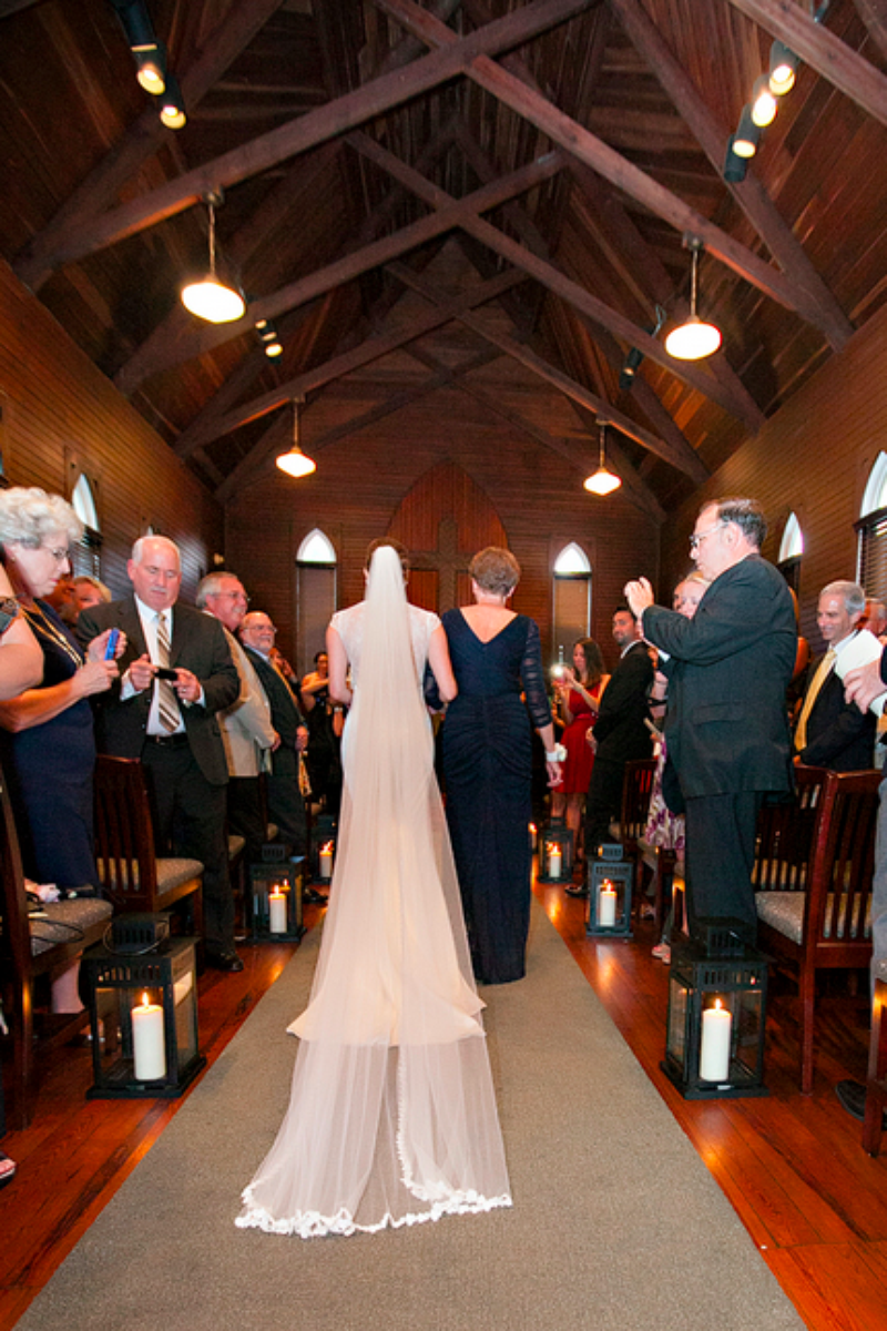 San Marco Preservation Hall wedding venue picture 4 of 16 - Photo by: Corinna Hoffman Photography