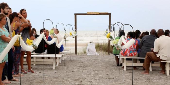 Holiday Isle Oceanfront wedding venue picture 7 of 8 - Provided by:  Holiday Isle Oceanfront