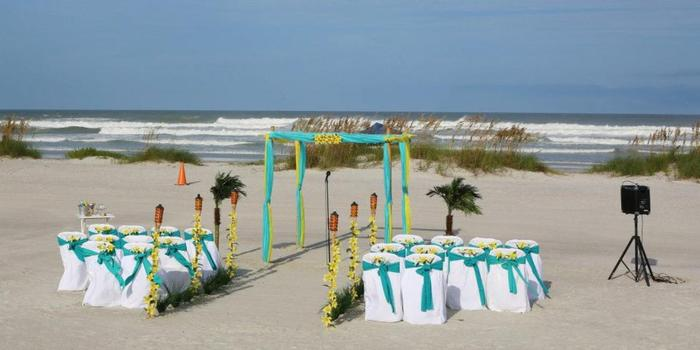 Holiday Isle Oceanfront wedding venue picture 5 of 8 - Provided by:  Holiday Isle Oceanfront