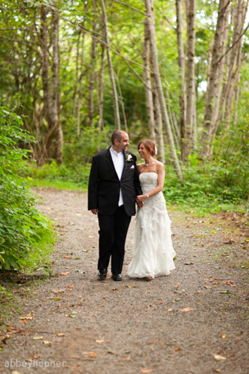 The Cedar River Watershed Education Center wedding venue picture 7 of 8 - Photo by: Abbey Hepner Photography