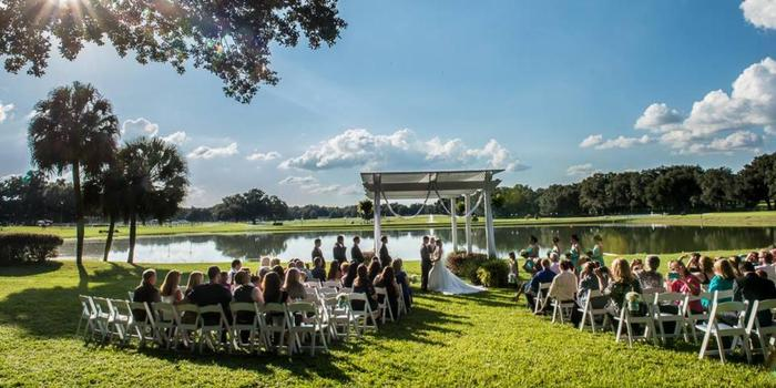 The Grand Oaks Resort wedding venue picture 1 of 16 - Photo by: Crickets Photography