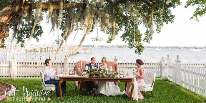 palmetto riverside bed and breakfast wedding venue picture 3 of 16 photo by cat