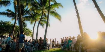 Waikiki Aquarium Weddings in Honolulu HI