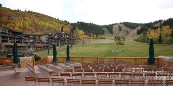 Snow Park Lodge at Deer Valley Resort weddings in Park City UT