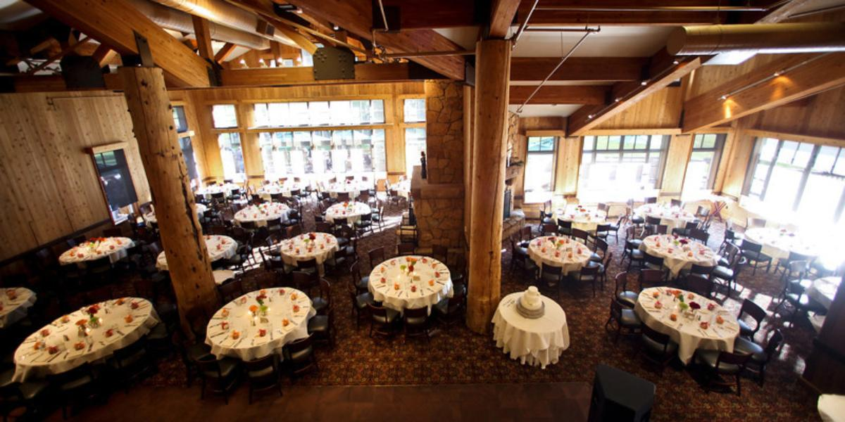 Empire Canyon Lodge At Deer Valley Resort Weddings
