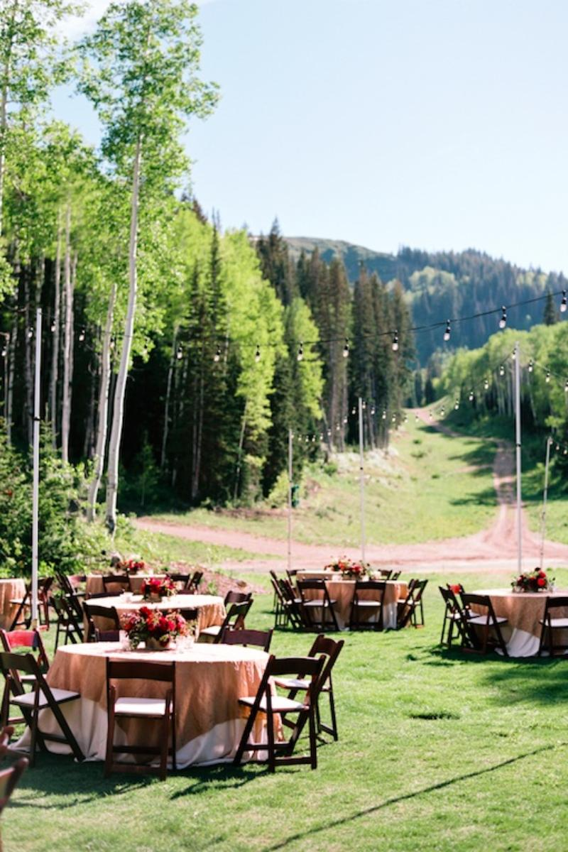 empire canyon lodge at deer valley resort wedding venue picture 5 of 12 provided by
