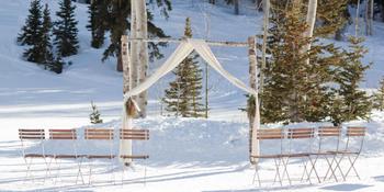 Empire Canyon Lodge at Deer Valley Resort weddings in Park City UT