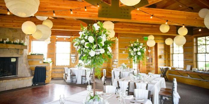 Cushing 39 s cabin at deer valley resort weddings for Cabin wedding venues