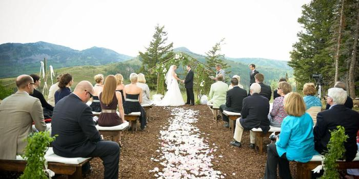 cushings cabin at deer valley resort wedding venue picture 5 of 16 photo by