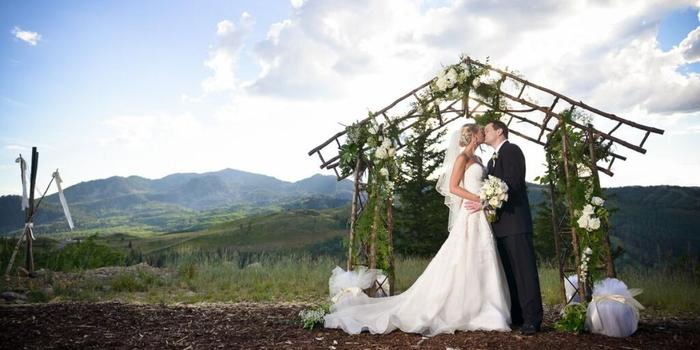 cushings cabin at deer valley resort wedding venue picture 2 of 16 photo by