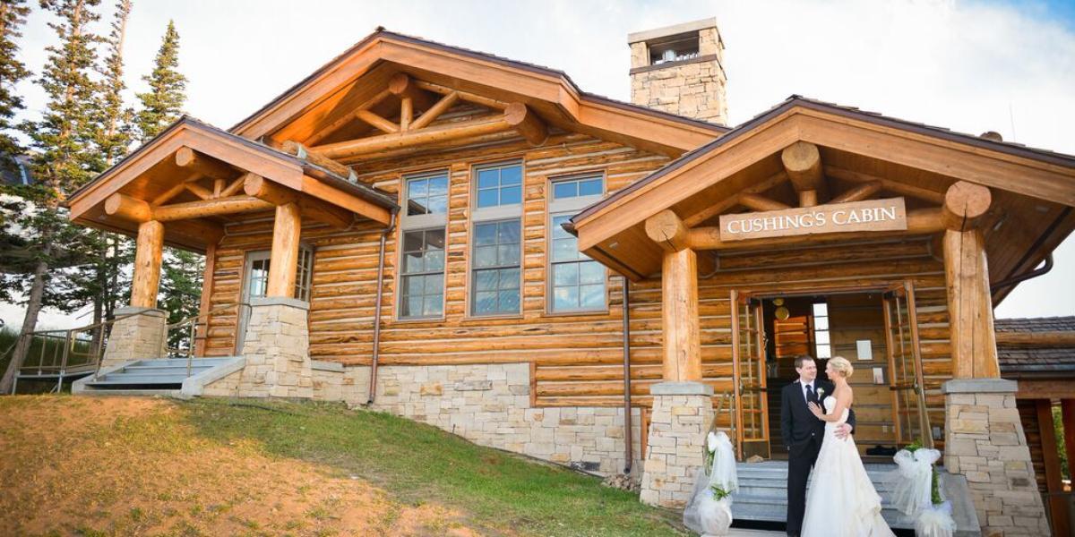 Cushing's Cabin at Deer Valley Resort Weddings