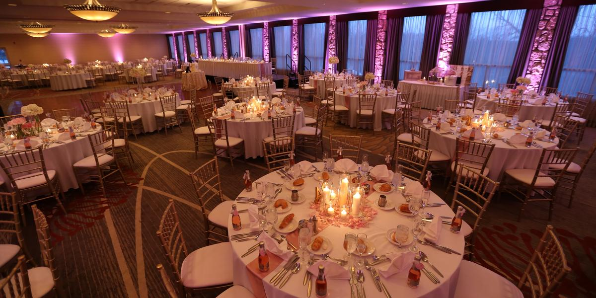 doubletree hotel pittsburgh airport weddings in moon township pa