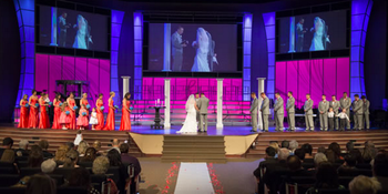 Liberty Baptist Church weddings in Hampton VA
