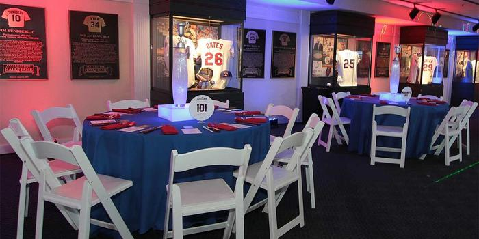 Globe Life Park in Arlington wedding venue picture 8 of 16 - Provided by: Texas Rangers Ballpark