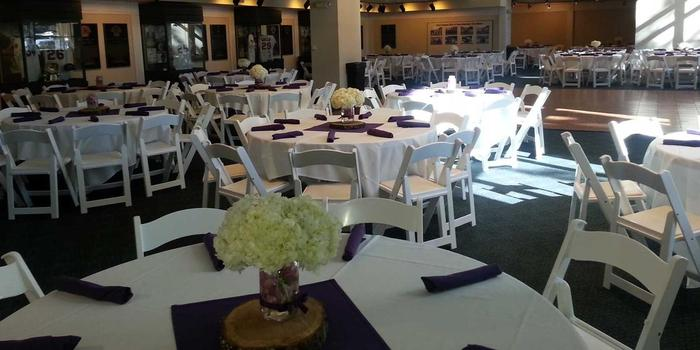 Globe Life Park in Arlington wedding venue picture 7 of 16 - Provided by: Texas Rangers Ballpark