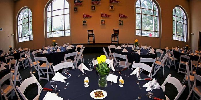 Globe Life Park in Arlington wedding venue picture 5 of 16 - Provided by: Texas Rangers Ballpark