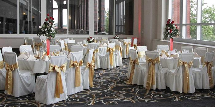 Globe Life Park in Arlington wedding venue picture 3 of 16 - Provided by: Texas Rangers Ballpark