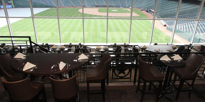 Globe Life Park in Arlington wedding venue picture 10 of 16 - Provided by: Texas Rangers Ballpark