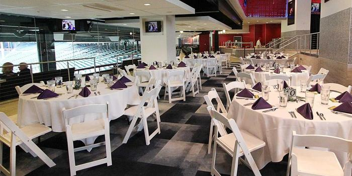 Globe Life Park in Arlington wedding venue picture 1 of 16 - Provided by: Texas Rangers Ballpark