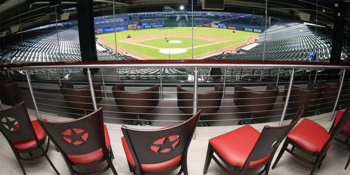 Globe Life Park in Arlington wedding venue picture 14 of 16 - Provided by: Texas Rangers Ballpark