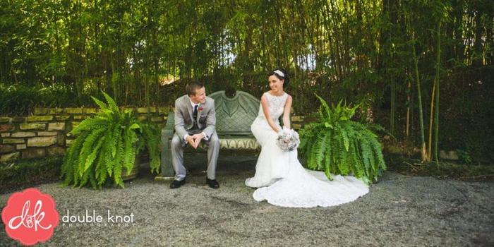 A&M Gardens wedding venue picture 13 of 16 - Photo by: Double Knot Photography