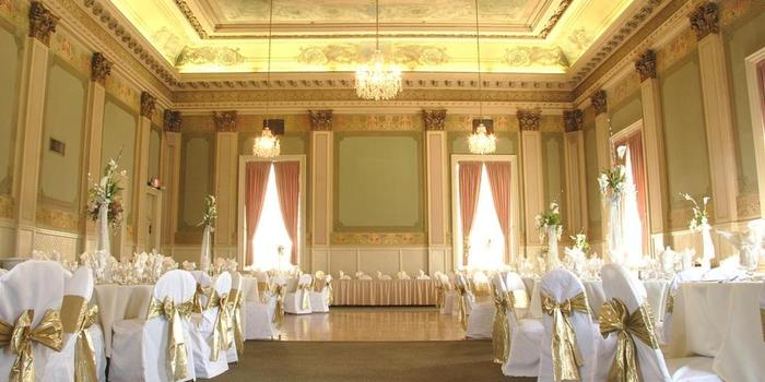 Capitol Plaza Ballrooms wedding venue picture 2 of 16 - Provided by: Capitol Plaza Ballroom