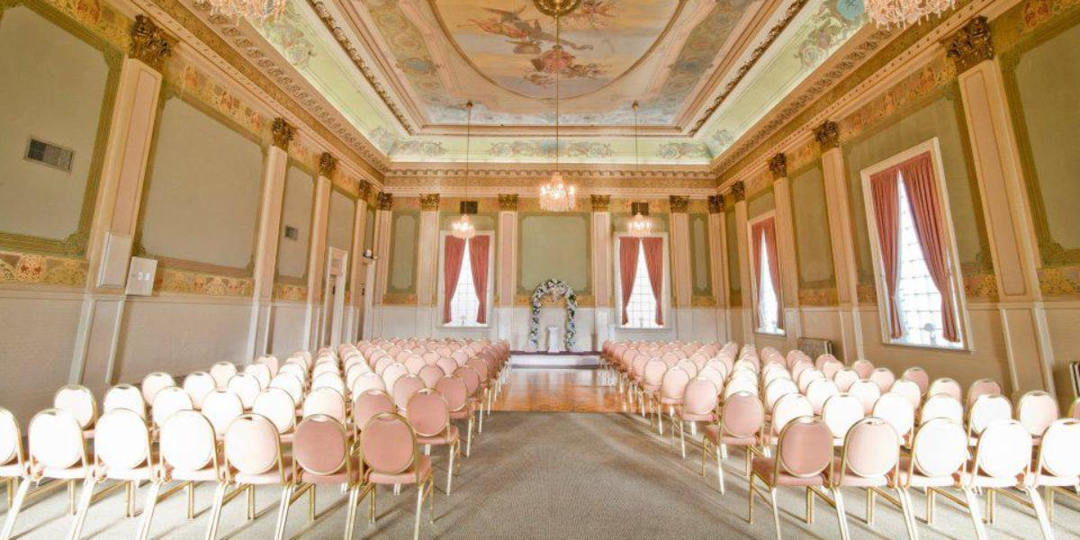 Capitol Plaza Ballrooms Weddings