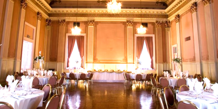 Capitol Plaza Ballrooms wedding venue picture 8 of 16 - Provided by: Capitol Plaza Ballroom