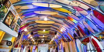 Bird's Surf Shed weddings in San Diego CA