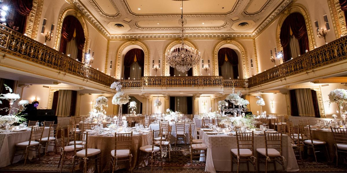 Omni William Penn Hotel Weddings