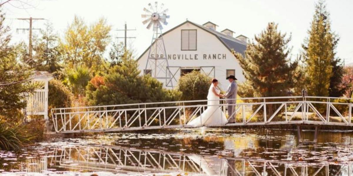 Springville Ranch Wedding Springville CA 14 - barn wedding venues southern california