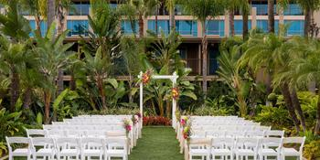Holiday Inn San Diego Bayside weddings in San Diego CA