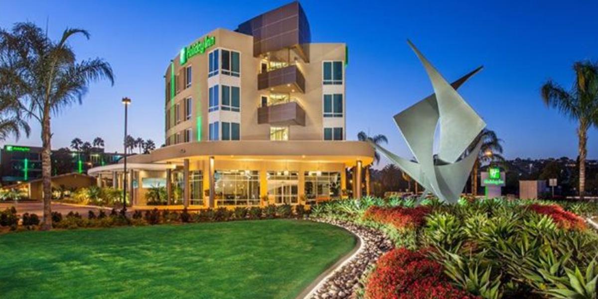 Holiday Inn San Diego Bayside Weddings