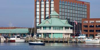 Crowne Plaza Hampton Marina Hotel weddings in Hampton VA