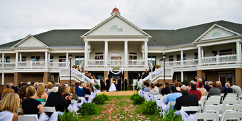 Colonial Heritage Club weddings in Williamsburg VA
